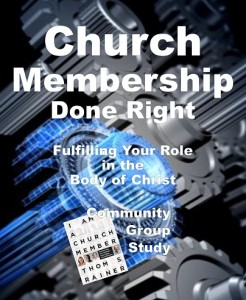 Church Membership Poster for Webstie
